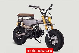 «Джуниор» - мотоцикл для уважающего себя хипстера от Classified Moto